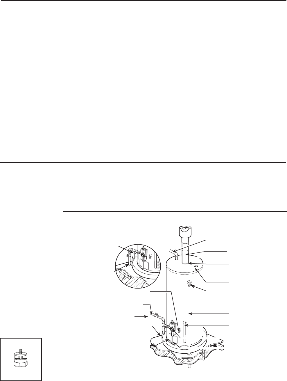 rheem professional classic series direct vent for manufactured Rheem Furnace Diagram 11