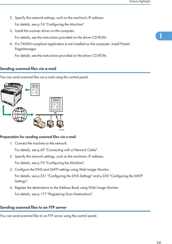 Ricoh C242Sf Users Manual