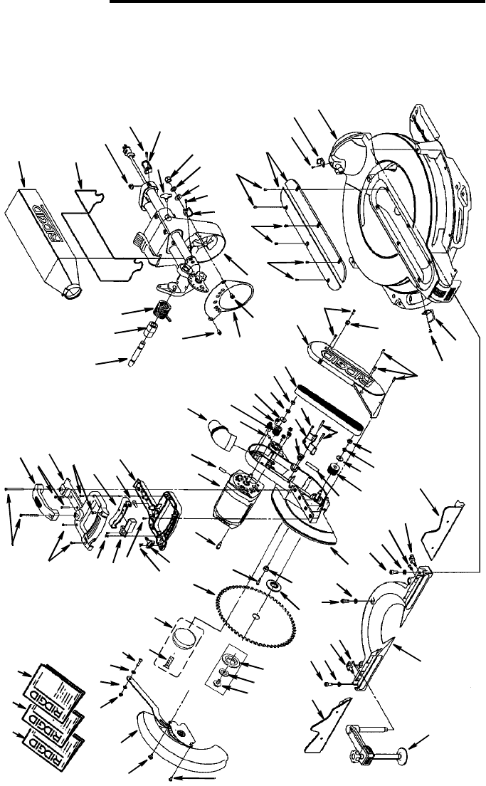 Ridgid Ms1290lz Users Manual