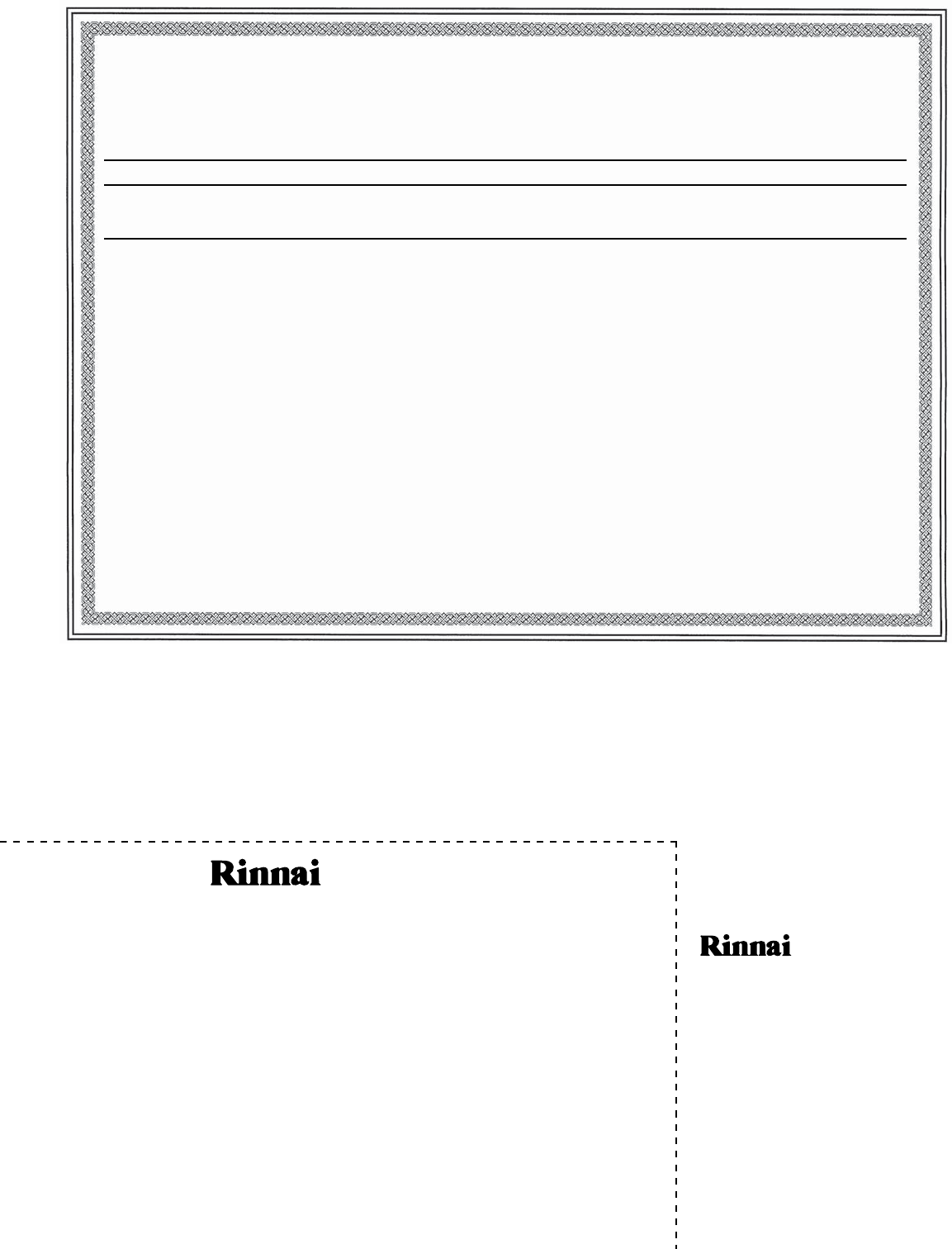 Rinnai Rce 229a Users Manual Rev2 2002pmd Schematics America Corporation Warrants The Products Described In This Warranty Including Any Parts And Components Thereof To Be Free From