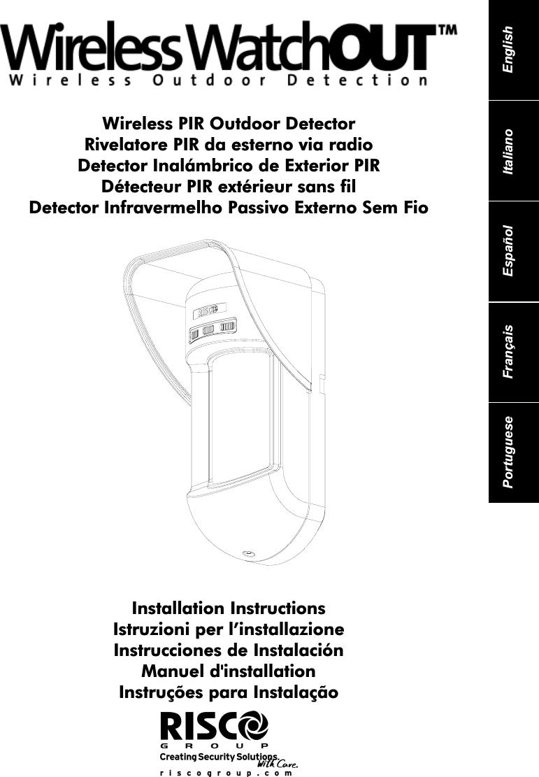 Pir Wiring Instructions
