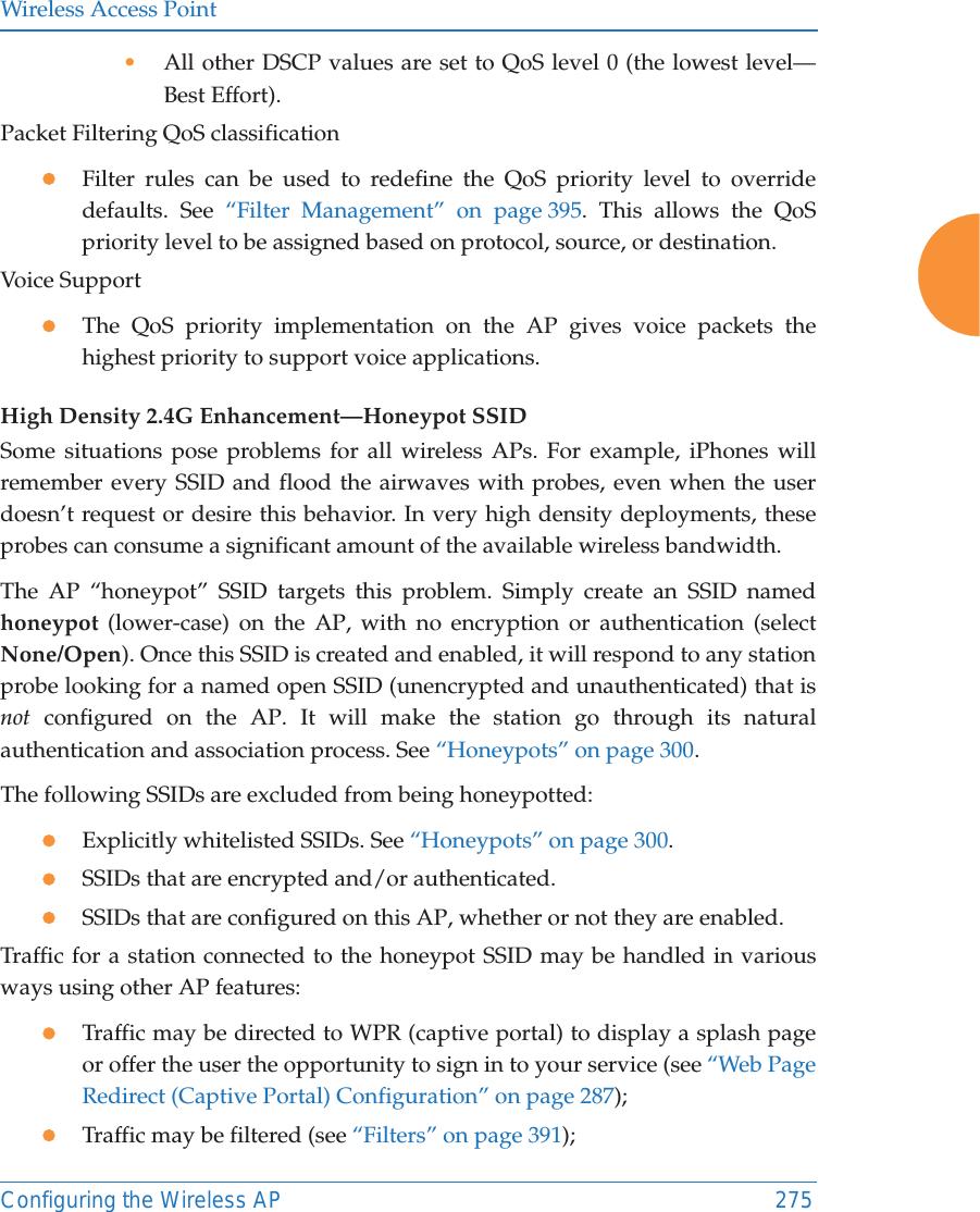 Riverbed Technology XR620 802 11ac 2x2 AP User Manual Xirrus AOS Xirrus