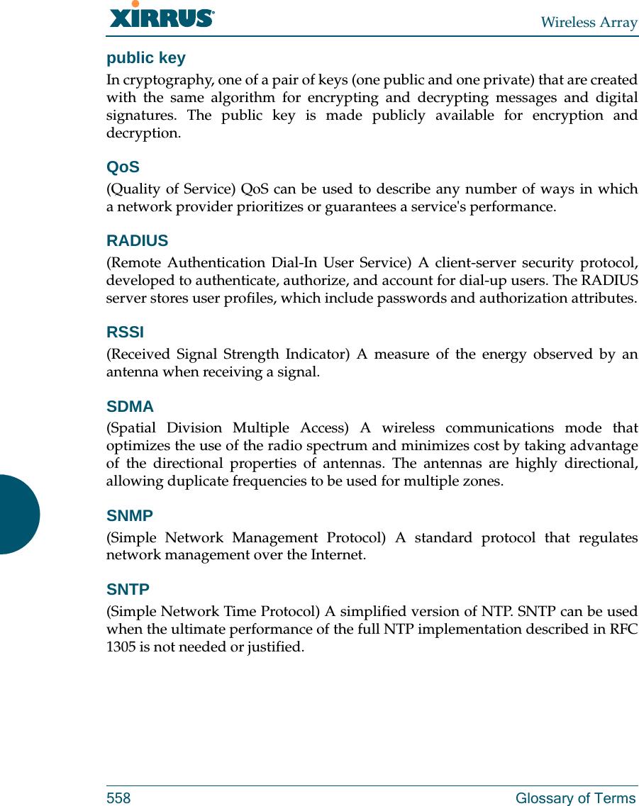 Riverbed Technology XR630 802 11ac 3x3 AP User Manual xirrus PDF
