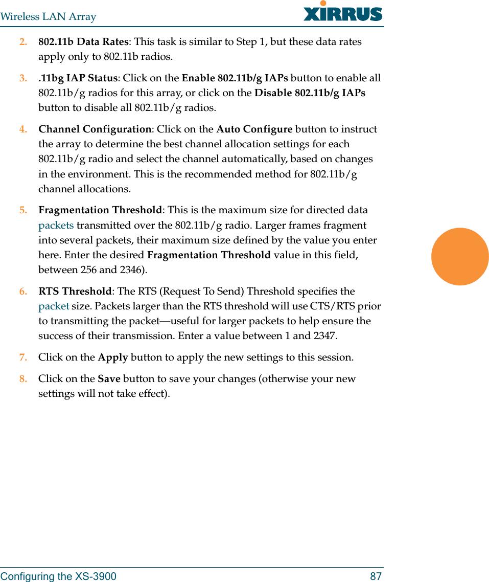 Riverbed Technology XS390016 XS-3900 Wireless LAN Array User