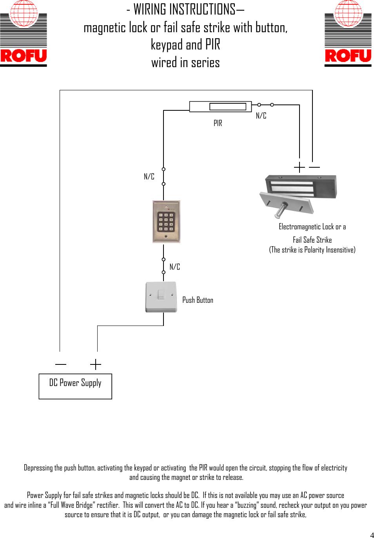 Rofu Section 4a Wiring Diagrams Basic Diagram