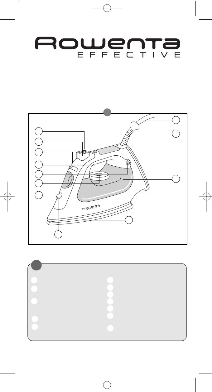 Tefal Steam Generator Iron Troubleshooting Gallery - Free ...
