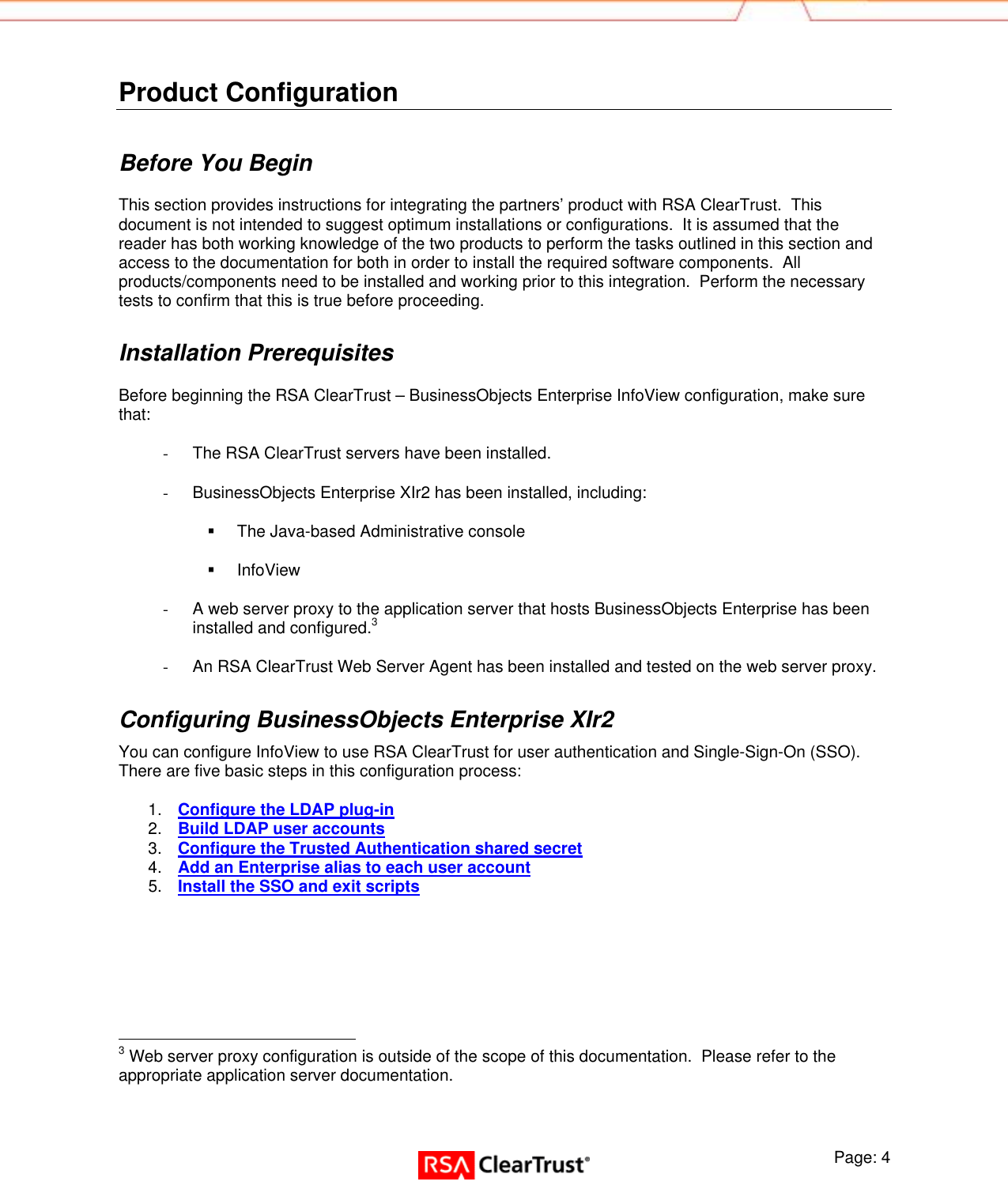 Rsa Security Server Xlr2 Users Manual Secured Implementation Guide ...