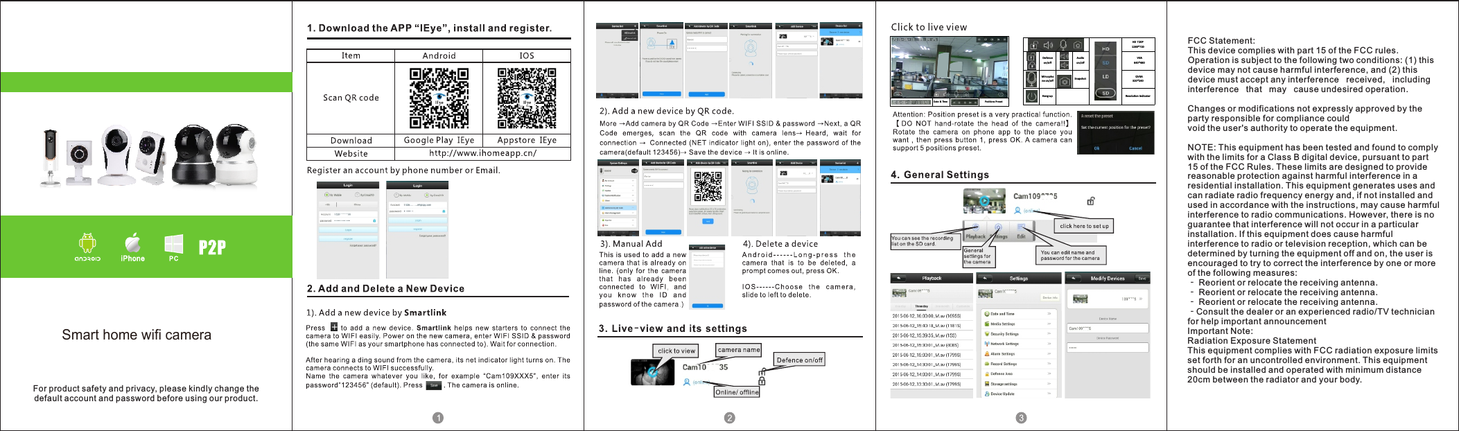 Rv manual 1989 holiday rambler motorhome owners manual array rubetek rv 3410 smart home wifi camera user manual rh usermanual wiki fandeluxe Images