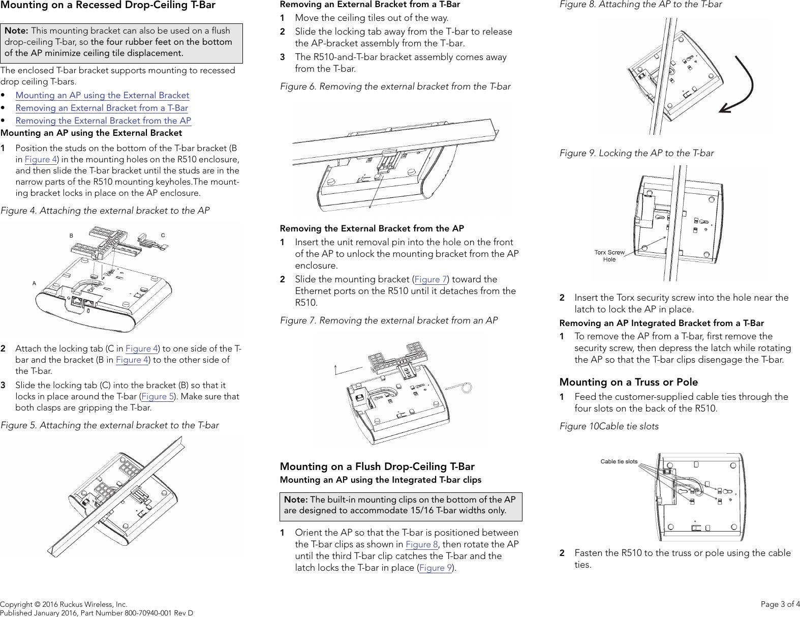 Ruckus R510 Setup Guide