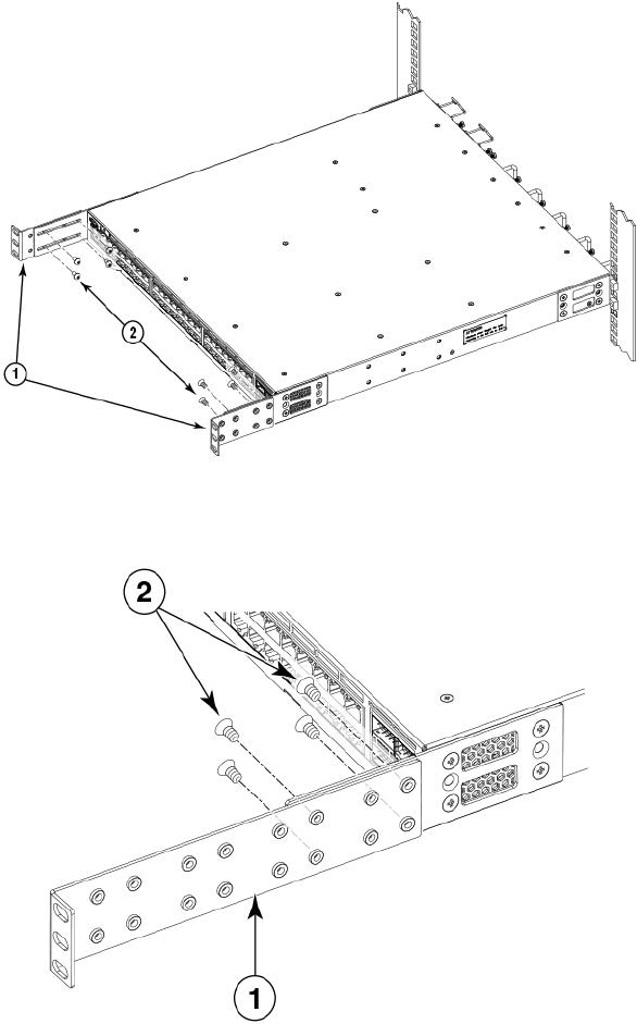 Ruckus Brocade ICX 7450 Switch Hardware Installation Guide Campus HW ...