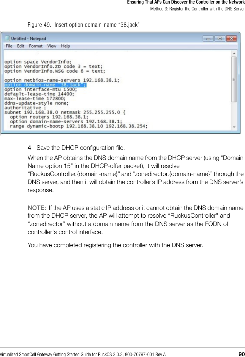 Dhcp Discover Option