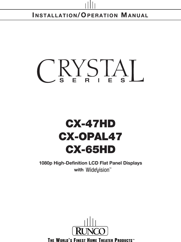 Rt4 reboot manually ebook download array runco crystal cx 47hd users manual 47hd cx 65hdmanual rh usermanual wiki fandeluxe Images