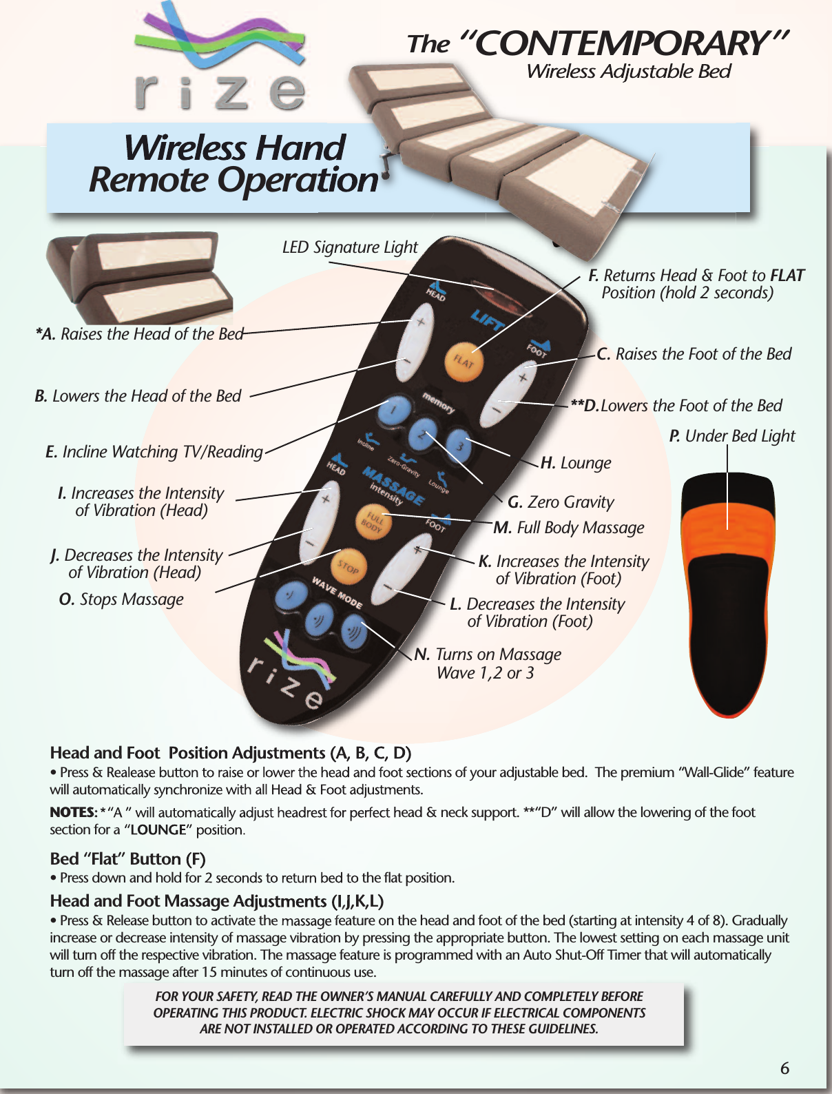 Ruoey Lung Enterprise Rc N5 Remote Control User Manual