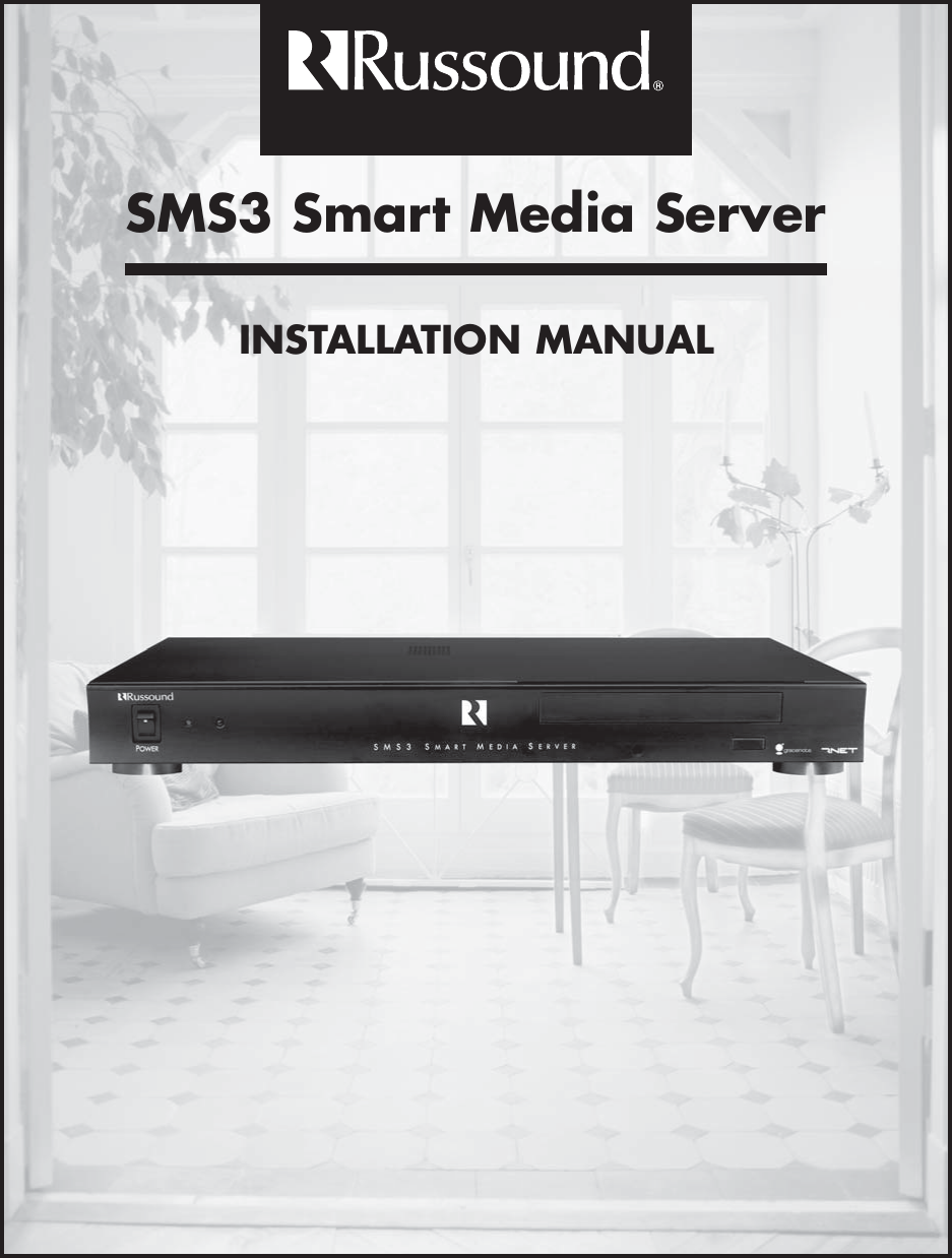 Russound Sms3 Users Manual Install Wiring Diagram