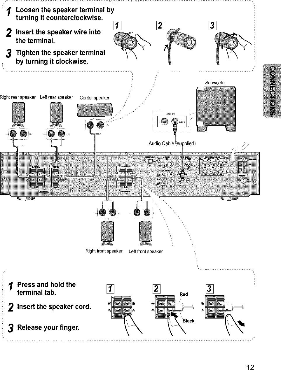2 1 Home Theatre Circuit Diagram - Wiring Diagram