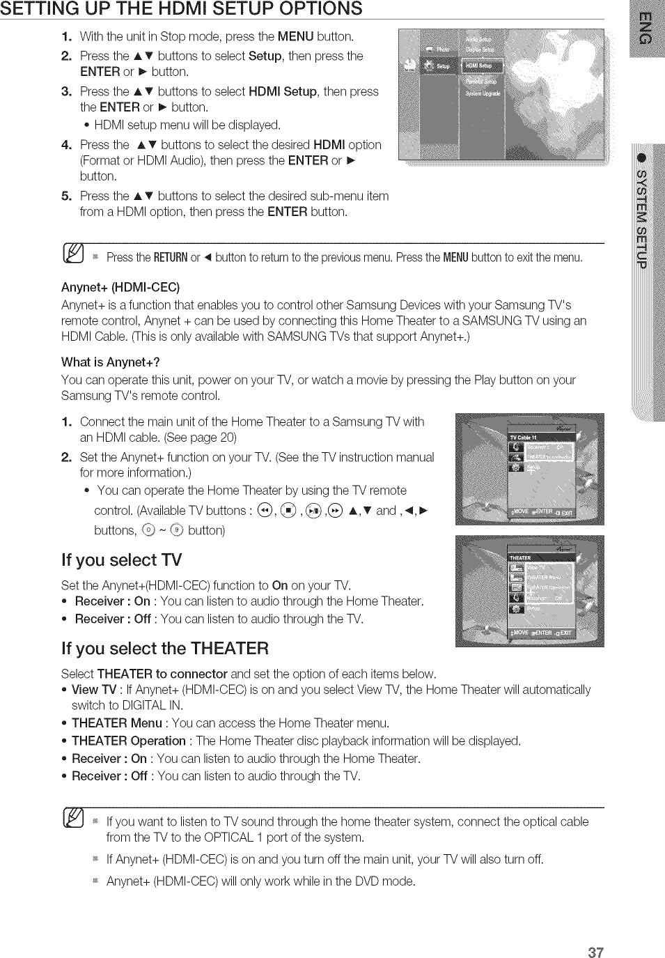 SAMSUNG DVD Systems Manual L0810277
