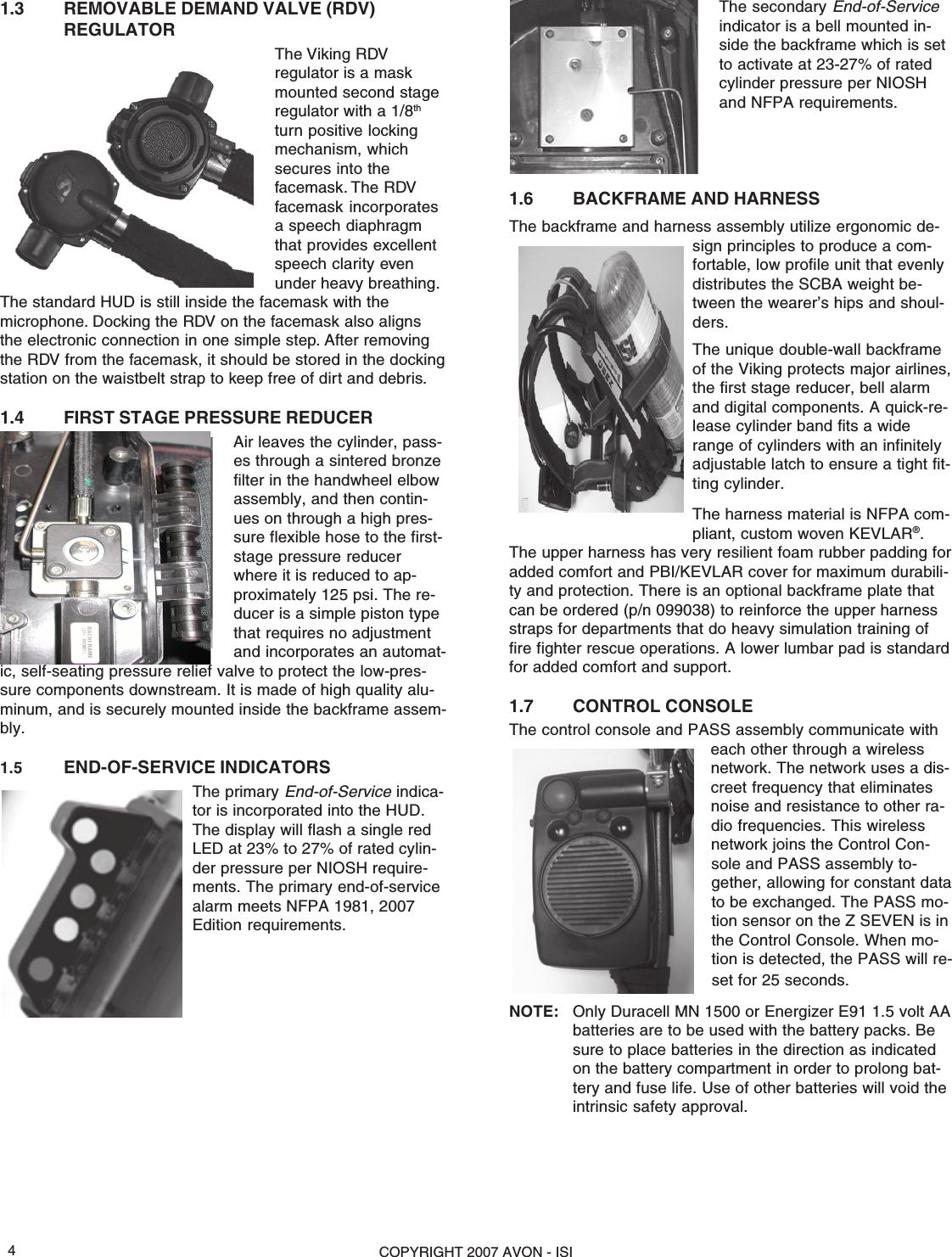safety instruments avonisiz7 viking z seven scba user manual avon viking z seven