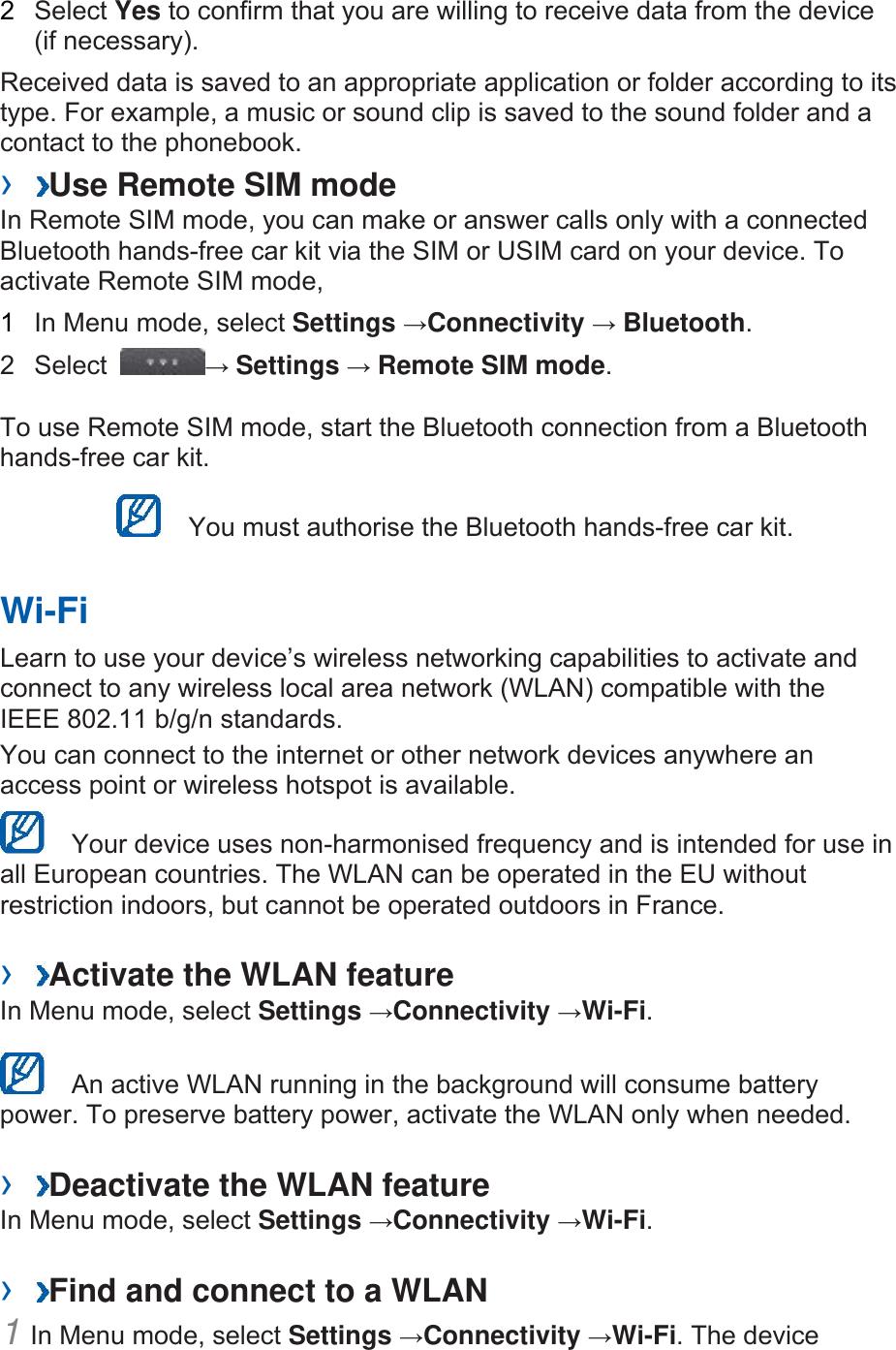 Samsung Electronics Co SHVE300LA Multi-band WCDMA,GSM, LTE