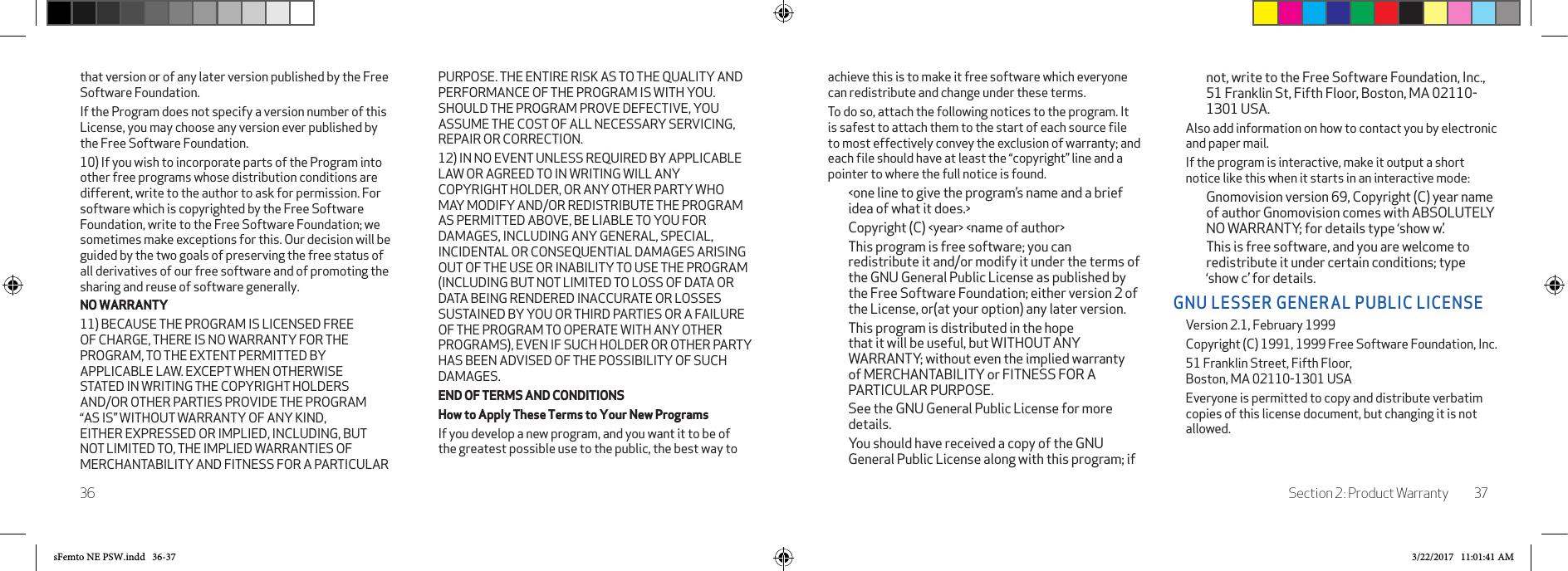 Samsung Electronics Co SLS-BU10B sFemto 2 User Manual ...