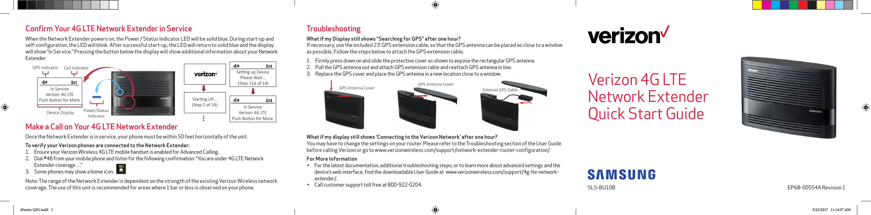 Samsung Electronics Co Sls Bu10b Sfemto 2 User Manual