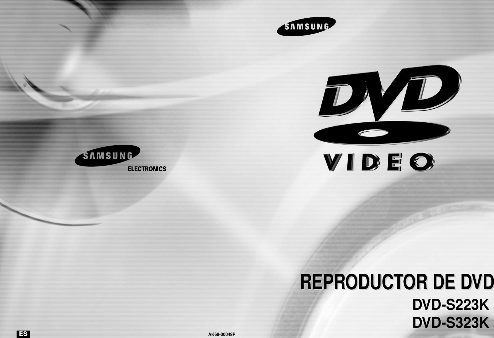 Samsung DVD S323K 20030313150228125 00049PS223K