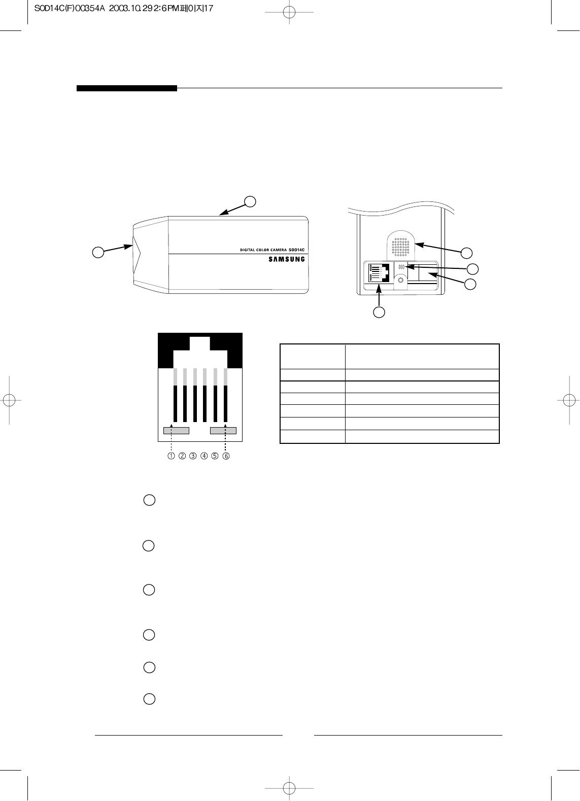 Samsung Sod14C Wiring Diagram from usermanual.wiki