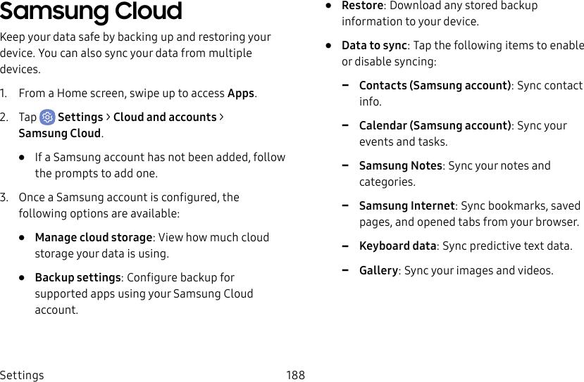 Samsung Galaxy S8 Active G892A User Manual ATT SM GS8 EN UM