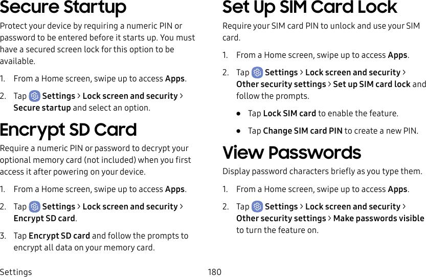Samsung Galaxy S8 / S8+ G950U G955U User Manual And Plus