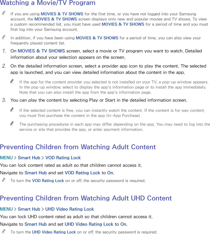 Samsung 55 Uhd Smart Led Un55Hu6840 Users Manual