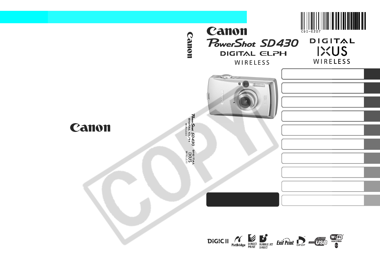 Samsung Cdi E207 010 Users Manual CDIE206_207_EC165
