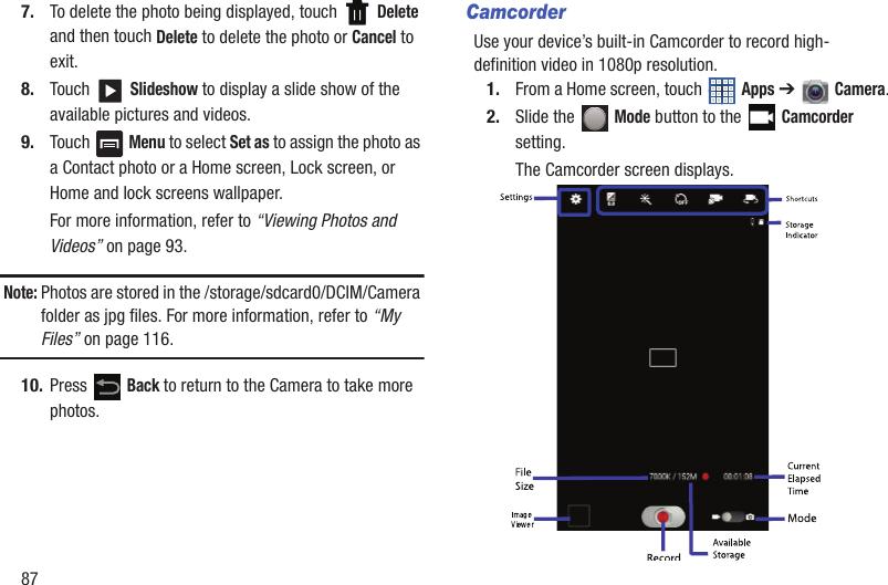 Samsung Galaxy Note 8 0 Gt N5110 Users Manual