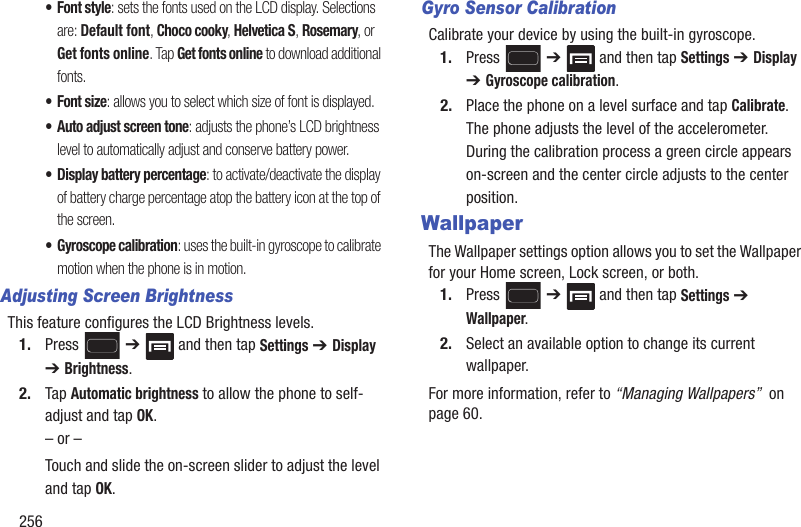 Samsung Galaxy S Relay 4G T Mobile Users Manual SGH T699 User