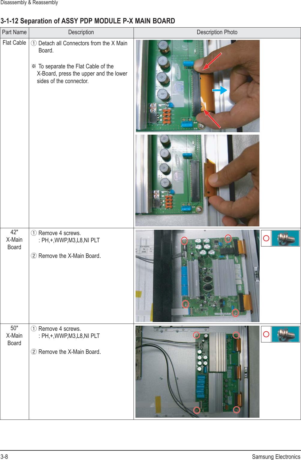 Samsung Hpt4254X Xaa Users Manual