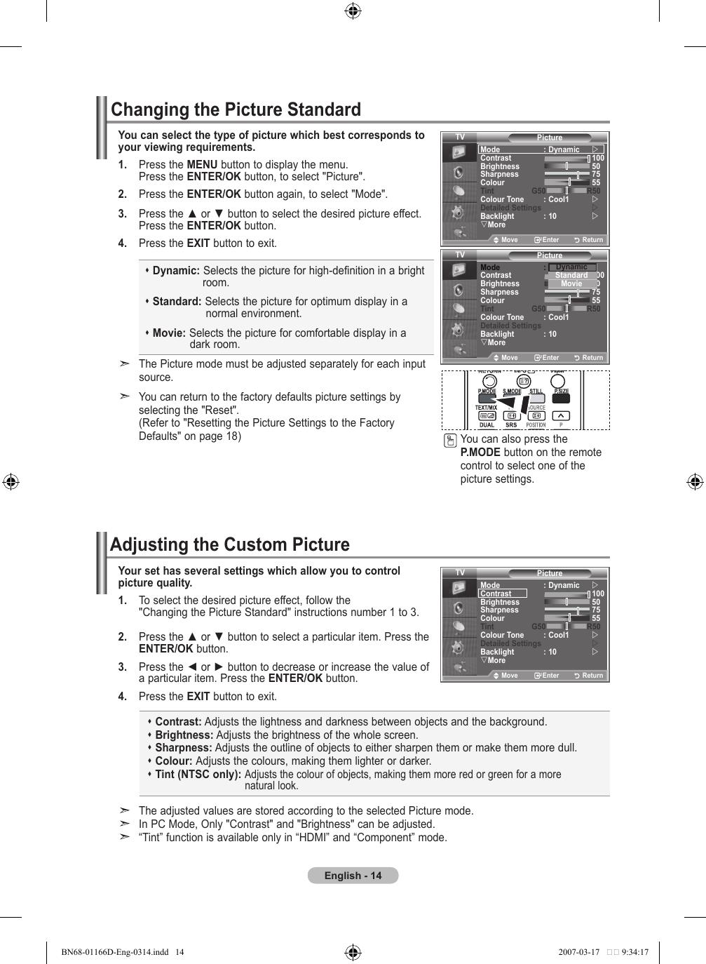 Samsung Le32R81B Users Manual