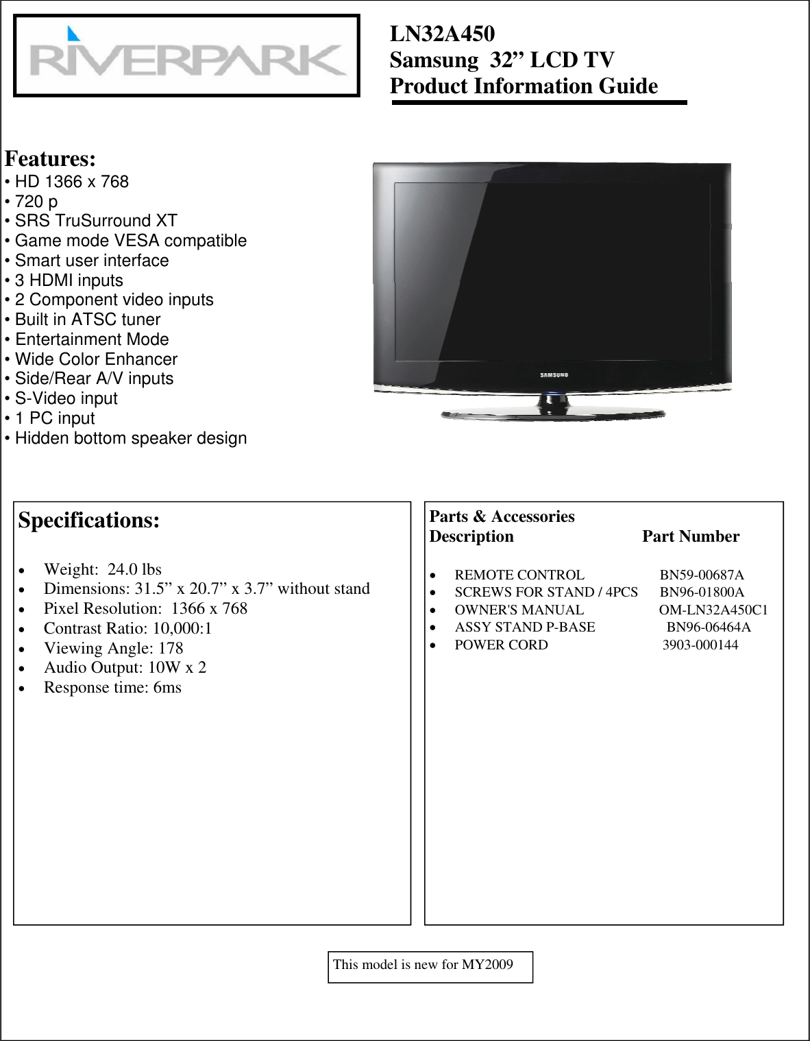 samsung ln32a450 owners manual open source user manual u2022 rh dramatic varieties com
