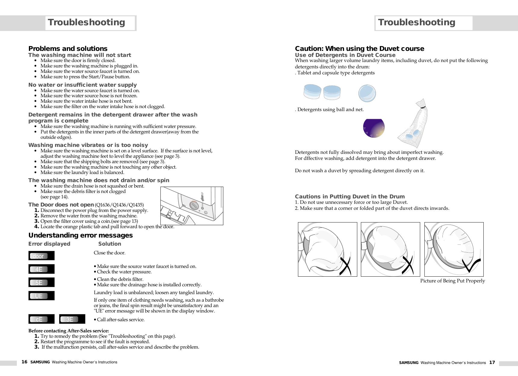 Samsung Q1235C S V Users Manual