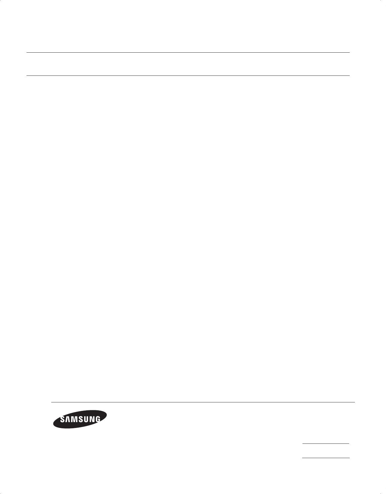 Samsung Rfg298Aars Users Manual