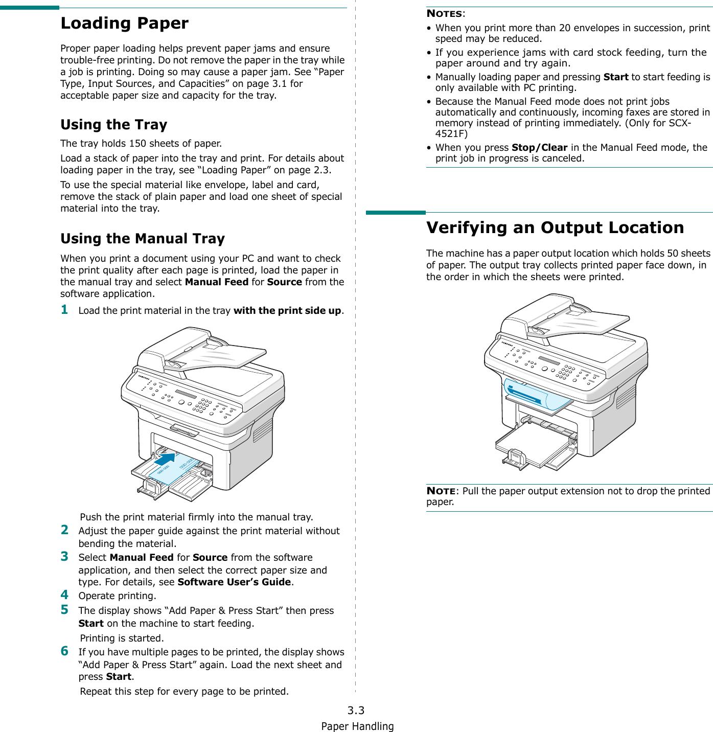 Samsung All In One Printer Scx 4321 Users Manual 4x17_EN
