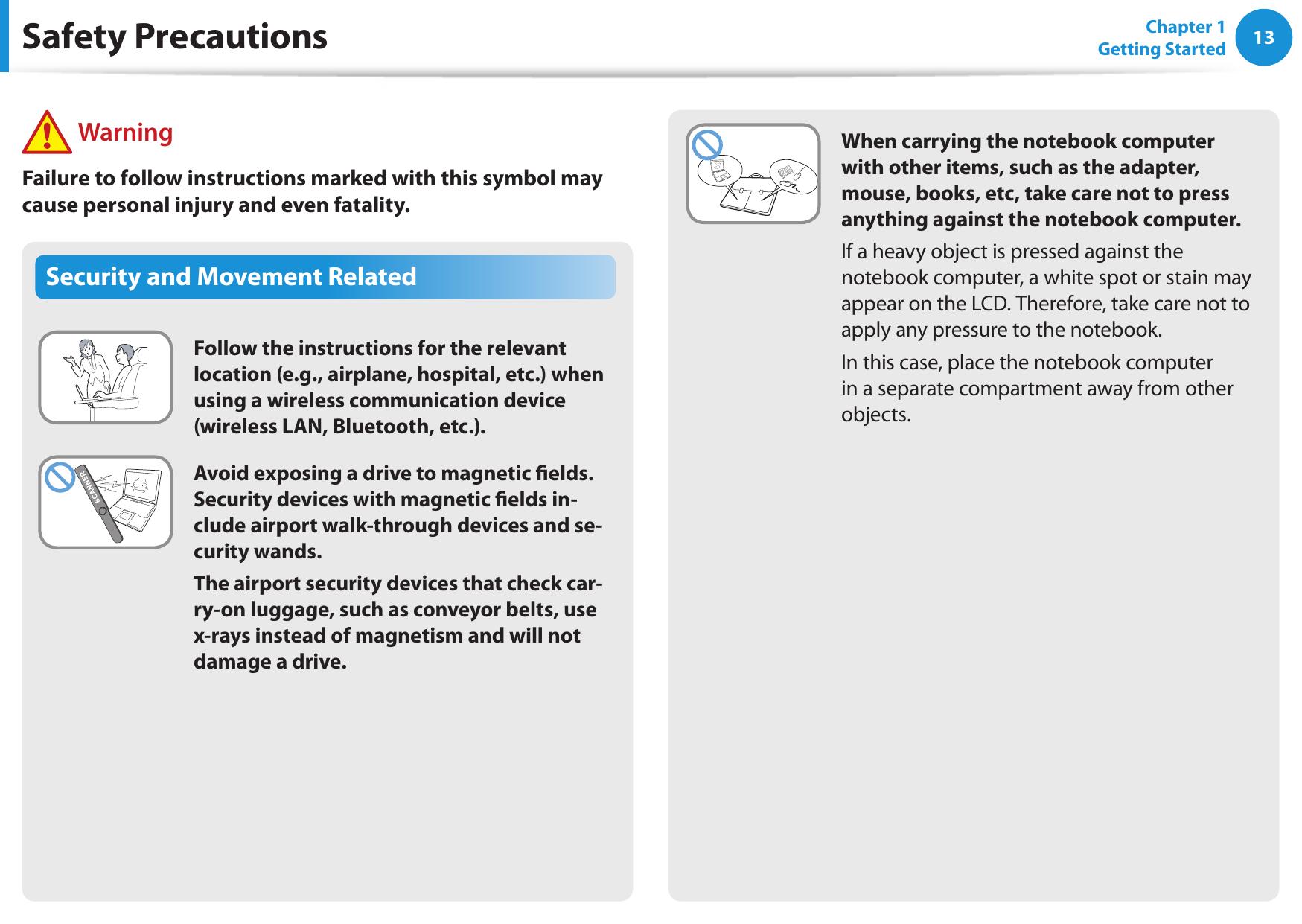 Samsung r60 plus service manual & repair guide.