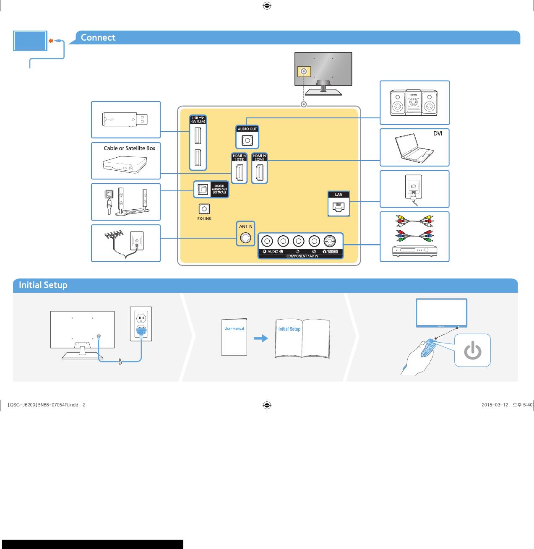 Samsung Smart Tv 6200 Setup Manual 1003435 Manualslib Makes It Easy