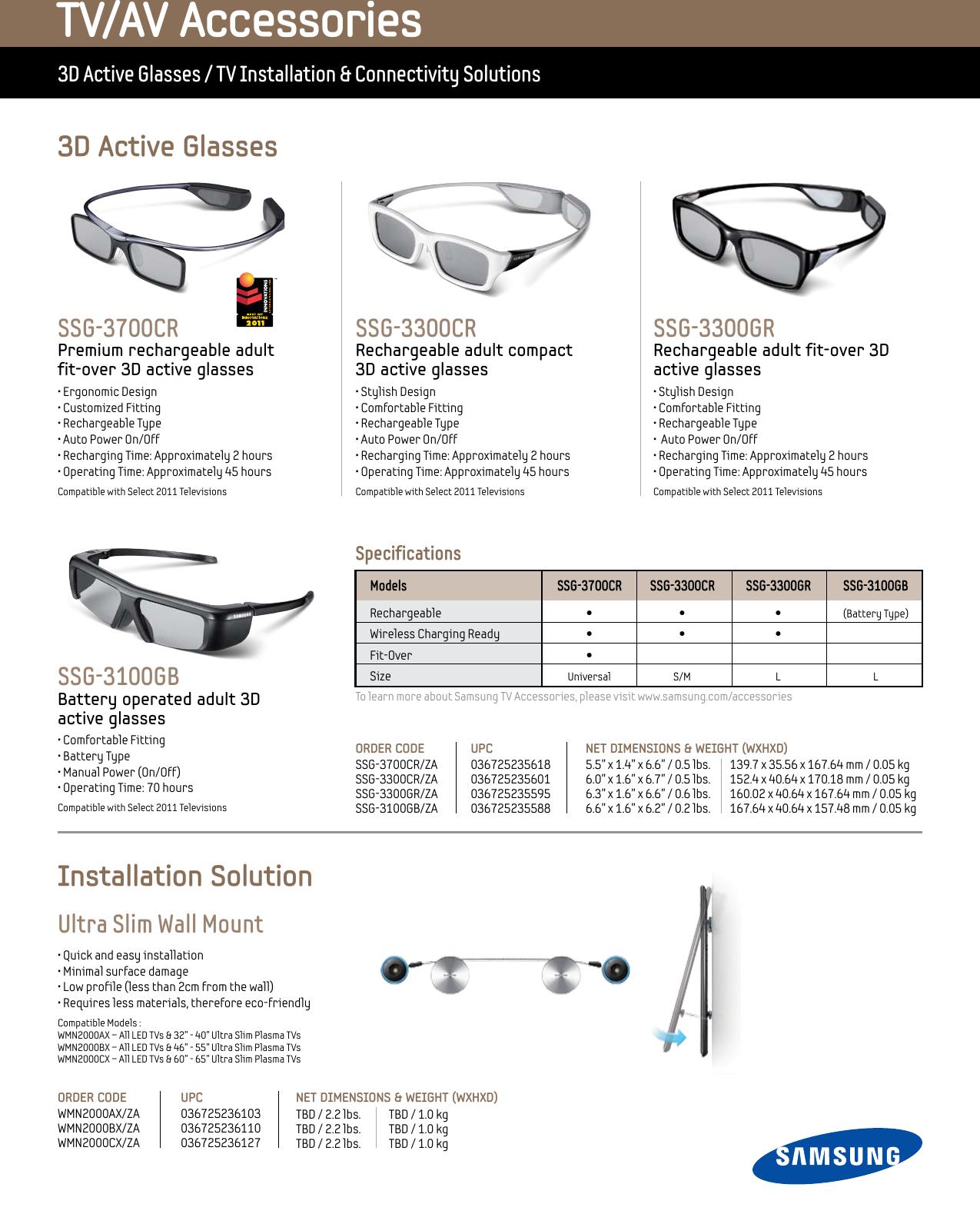 Samsung Smart Tv Skype Camera 720P Cystc1100Za Users Manual