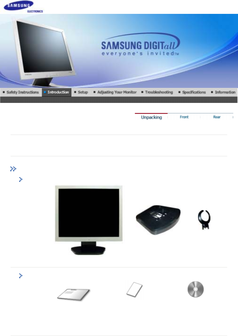 Samsung Syncmaster 710v Manual