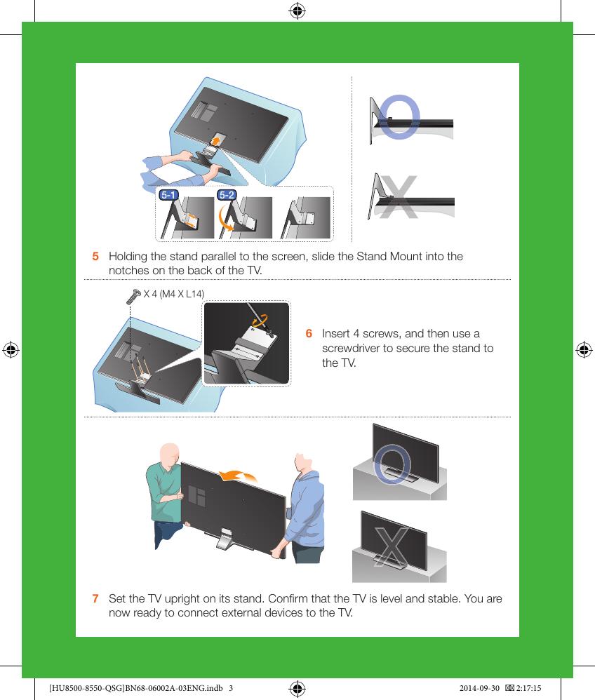 Samsung Un75Hu8500Fxza Users Manual