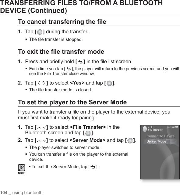 Samsung Yp S5 Users Manual YPS5 CANADA ENGLISH0