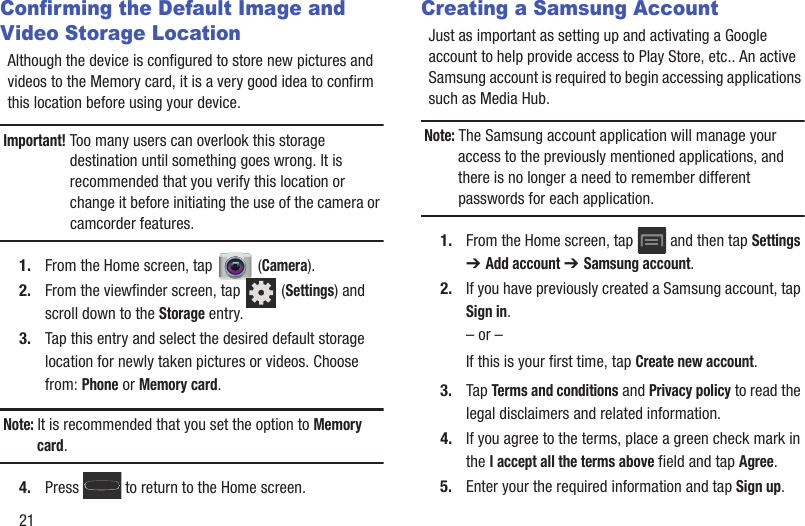 Samsung T Mobile SGH T599 Galaxy EXHIBIT User Manual Guide English