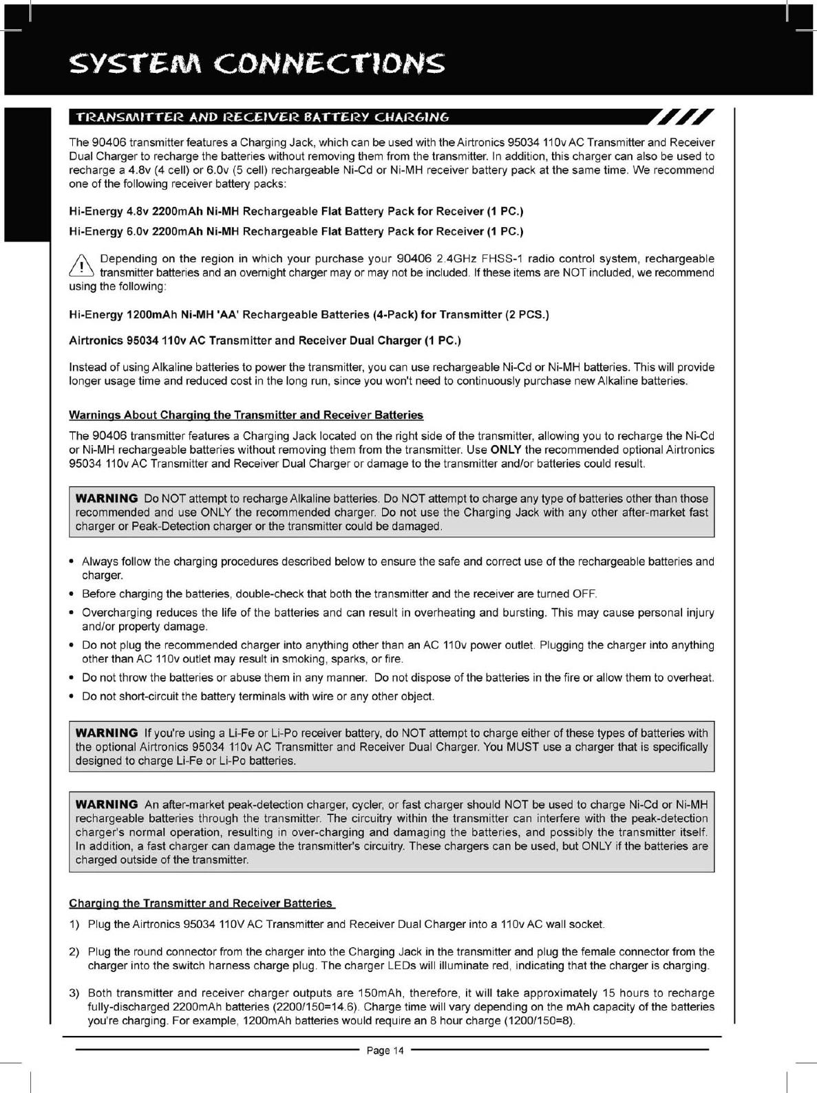 Sanwa Electronic Instrument Co 90406 Radio Control User Manual 2 Of 4 Transmitterreceiverradiocontrolschematicdiagrampng