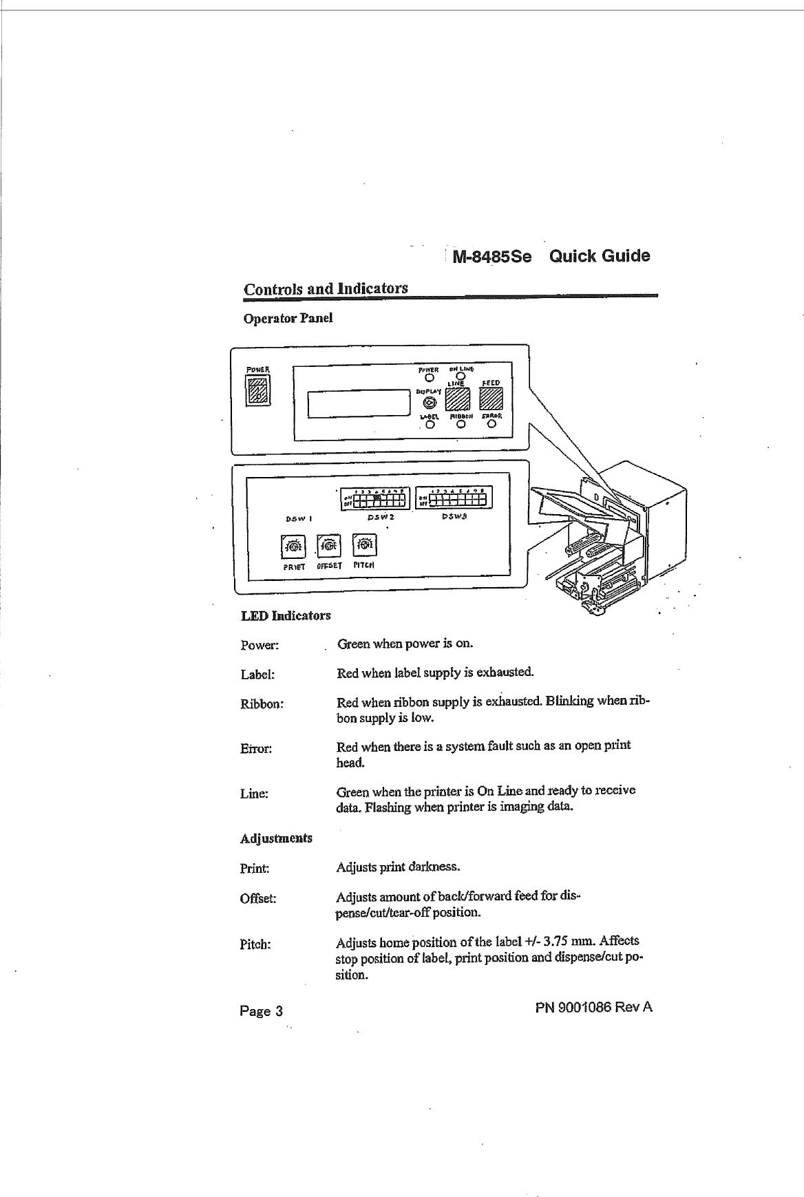 sato m8485se m8485e printer with rfid reader user manual revised manual rh usermanual wiki  sato m8485se service manual
