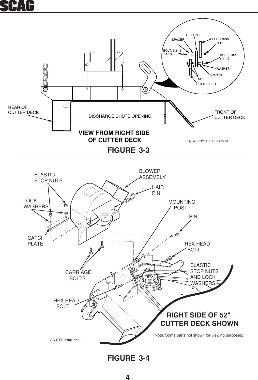 Scag Power Equipment Gc Stt Cs Users Manual 2004 Cover pmd