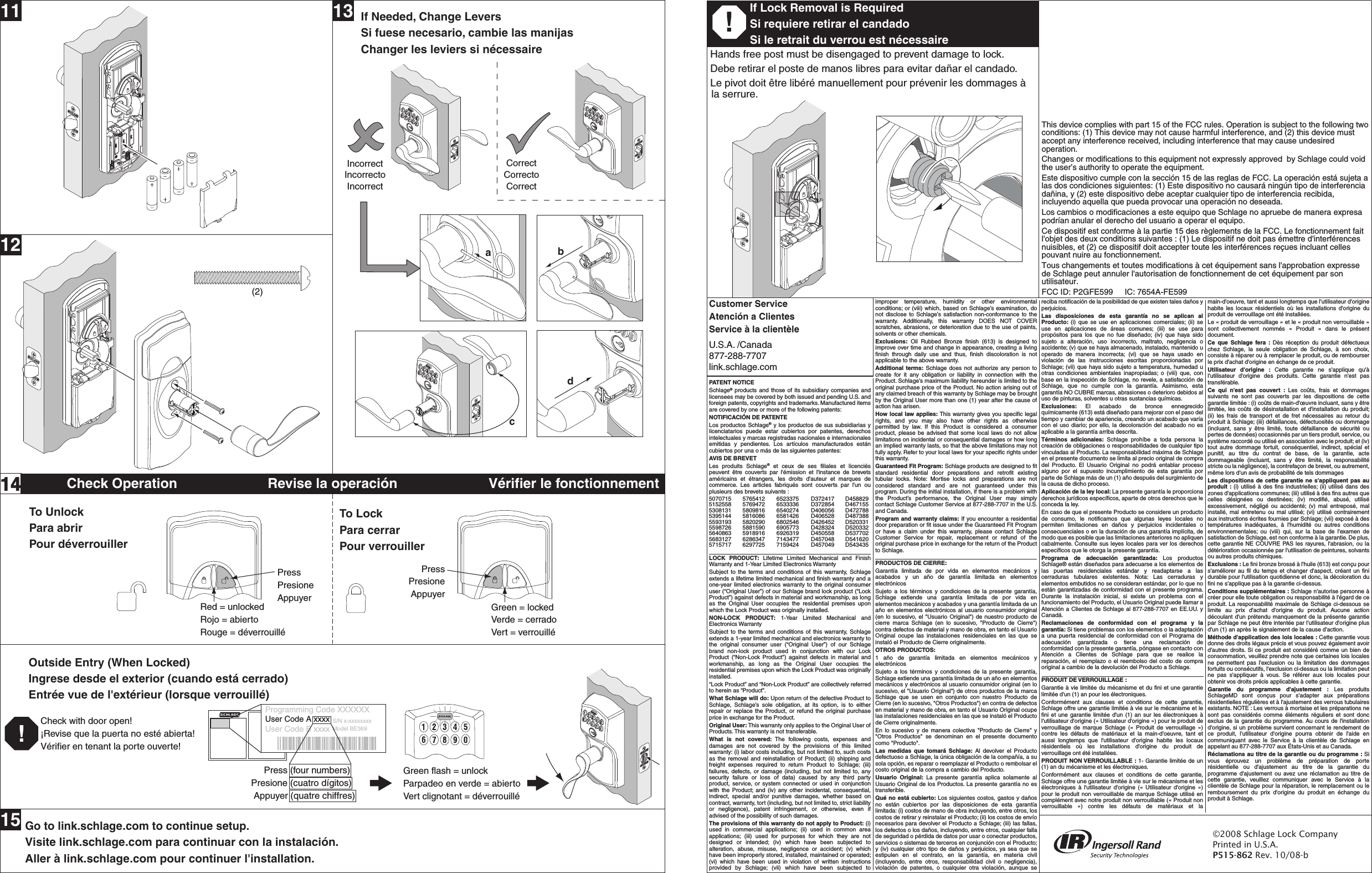 Choosing And Specifying Electronic Locking Devices Manual Guide