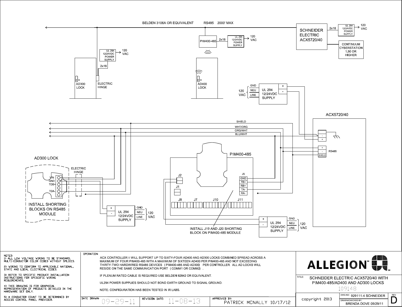 Schlage Maglock Wiring Diagram - Wiring Diagram Liry on